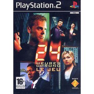 JEU PS2 24 HEURES CHRONO