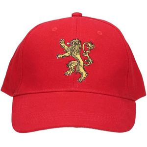 CASQUETTE Casquette Game of Thrones Logo Lannister