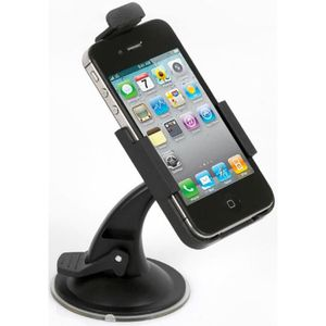 AUTO-T Support Iphone 4&4S 360° ? Ventouse