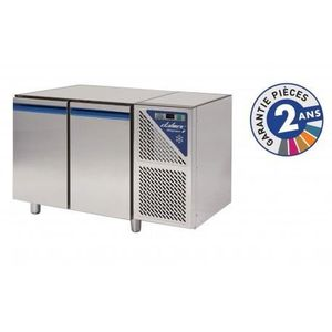 ARMOIRE RÉFRIGÉRÉE Table réfrigérée positive 300 L - 2 portes sans gr