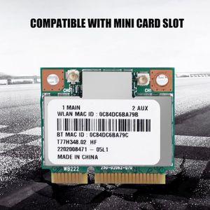 CARTE GRAPHIQUE INTERNE Mini Carte WIFI Bluetooth 4.0 PCI-E Tonysa Network