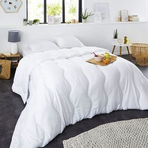 COUETTE 140x200 cm Sweetnight - Couette Hiver 400g/m²   14