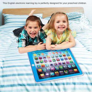 LIVRE INTERACTIF ENFANT Enfants Tablette Pad Électronique Anglais Préscola
