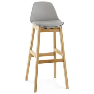 tabouret de bar scandinave achat vente tabouret de bar scandinave pas cher cdiscount. Black Bedroom Furniture Sets. Home Design Ideas