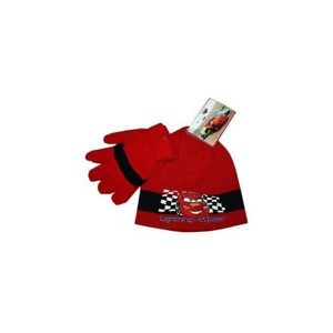 BONNET - CAGOULE Bonnet gants cars mc queen
