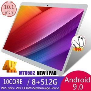 TABLETTE TACTILE NOUVELLE tablette Android 9.0 2020 10 Core 10.1 po