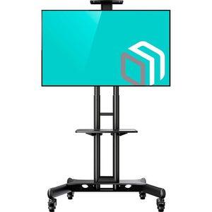 FIXATION - SUPPORT TV ONKRON TS1551 Support TV mobile pour téléviseurs d