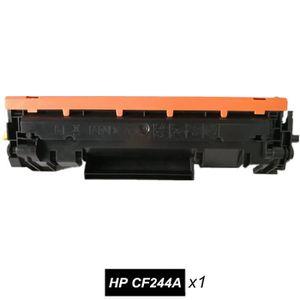 TONER 1 Pack HP CF244A (HP 44A) Cartouche de toner compa