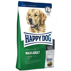 CROQUETTES Happy Dog Fit-Well Croquette pour Chien Adulte Gra