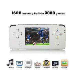 CONSOLE PSP RS-97 RETRO-GANE Portable Console de Jeu Vidéo por