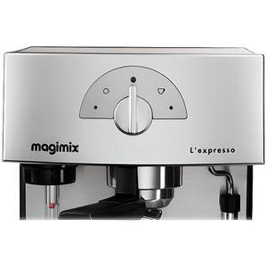 MACHINE À CAFÉ EXPRESSO 19b MOULU/DOSE 1260W MAGIMIX 11411