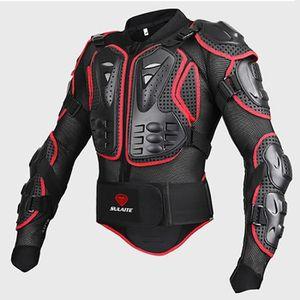 GILET DE PROTECTION Zencart Motos Armure Protection Motocross Vêtement