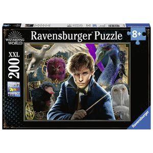 PUZZLE Jeux Ravensburger - Ravensburger - Puzzle 200 p XX