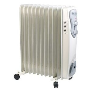 radiateur bain d huile 2500w achat vente radiateur. Black Bedroom Furniture Sets. Home Design Ideas