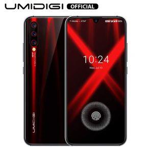 SMARTPHONE UMIDIGI X Smartphone 4+128Go Android 9.0 6.35