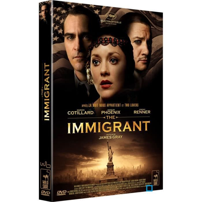 DVD FILM DVD The immigrant