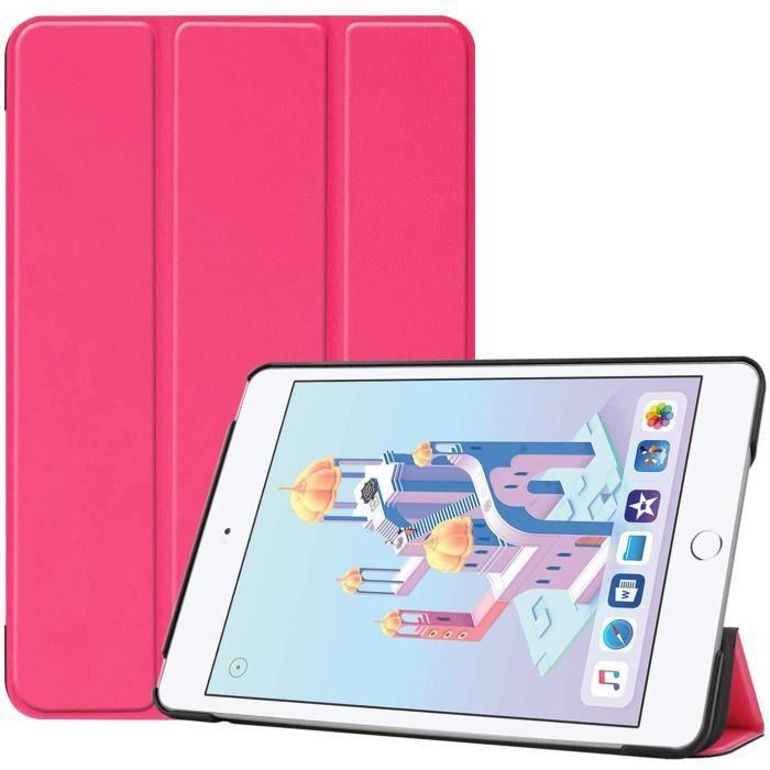 Étui Housse Coque pour iPad Mini 5 2019 avec Support et Fonction Sommeil/Réveil Automatique14814