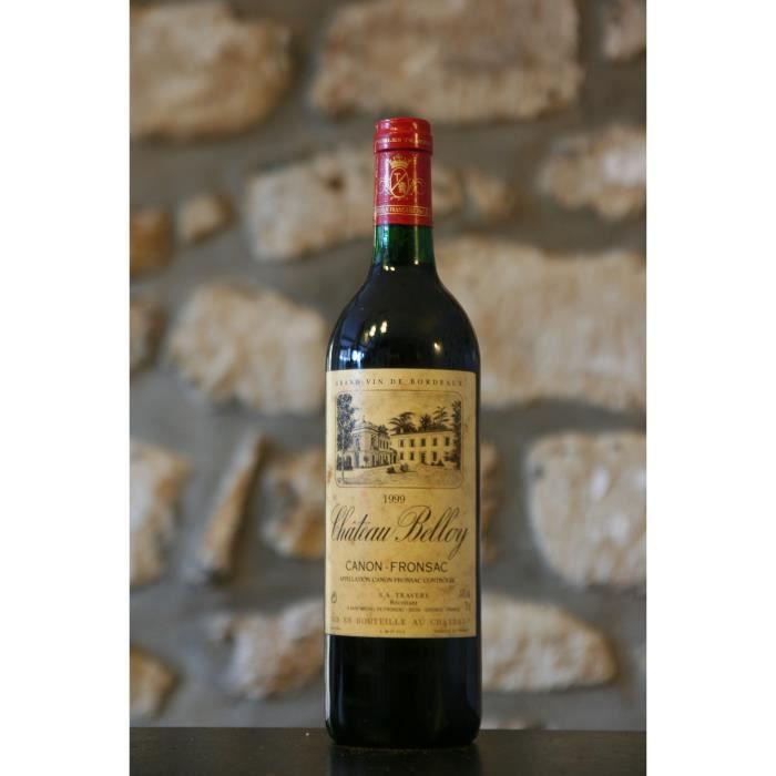Château Belloy Prestige 1999 Rouge