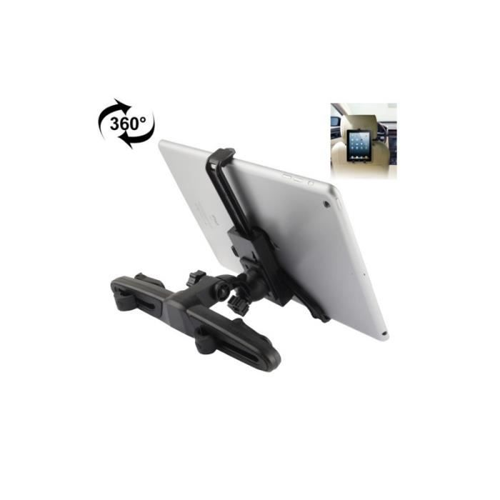 Support Pc - Support Tablette - Support universel Auto - Pour tablettes iPad Air, iPad, Galaxy Tab etc...