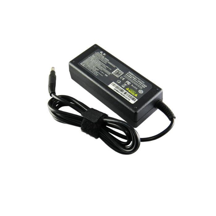 19.5 V 3.33A 65 W Portable Adaptateur D'alimentation AC Chargeur Pour Hp Pavilion Sleekbook 14 15 Pour Envy 4 6 Série Haute Qualité