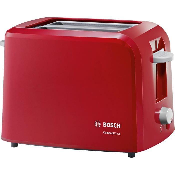 TOASTER Bosch Electromeacutenager TAT3A014 CompactClass Grillepain32