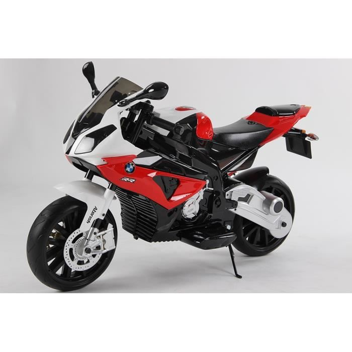 Mini moto électrique enfant tout terrain 2 roues bmw s1000rr