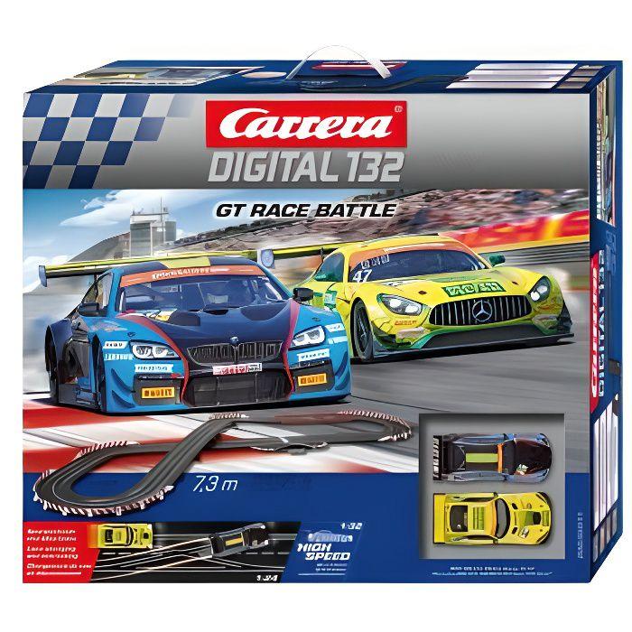 Carrera DIGITAL 132 30011 Coffret GT Race Battle