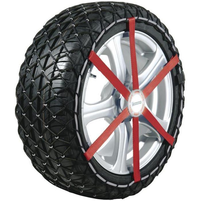 MICHELIN Chaines neige Easy Grip V2 R12