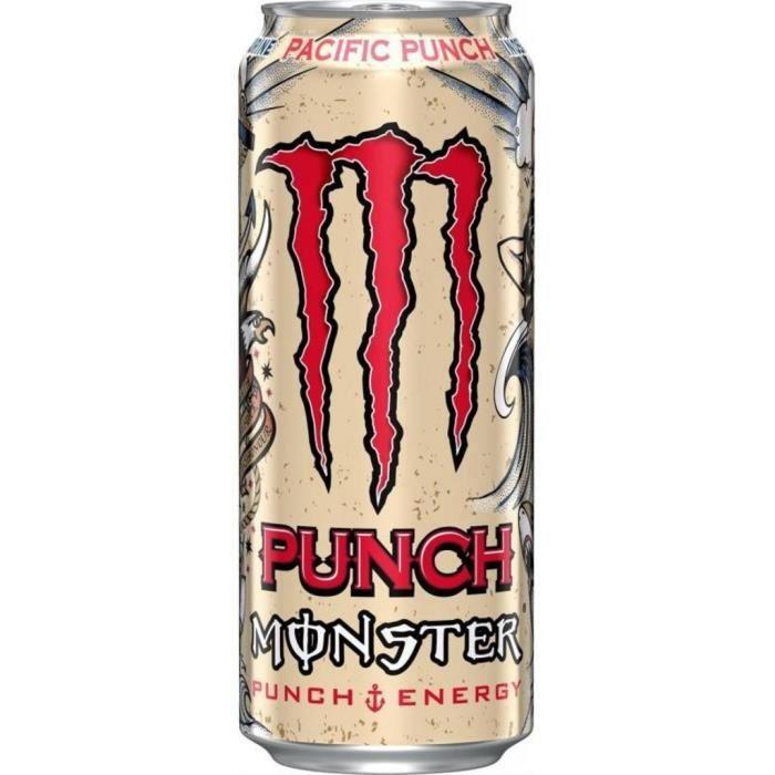 Monster Pacific Punch 50cl (pack de 24)