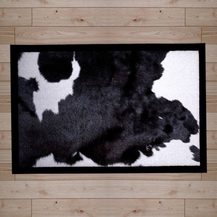 paillasson absorbant iIn&Outdoor - Vache pour 12€