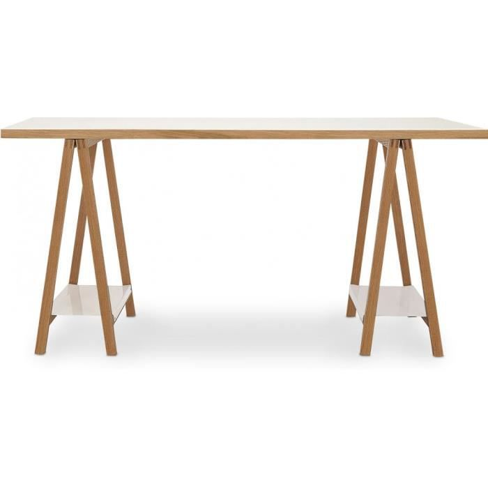 Bureau scandinave pas cher for Table scandinave pas cher