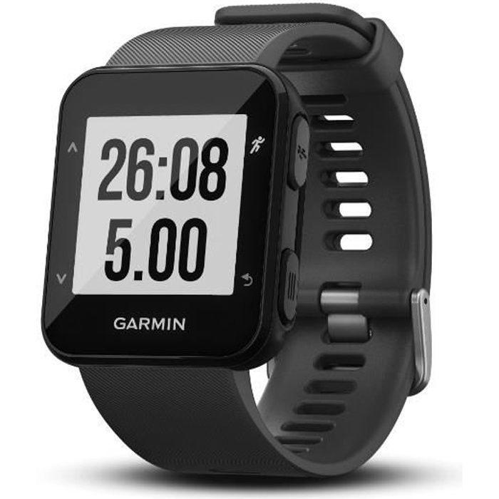 Montre connectée sport GARMIN Forerunner 30 Montre GPS de course connecté