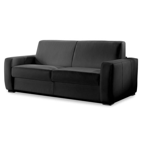 Canap convertible couchage 140 cm univers canap for Canape convertible 140 cm