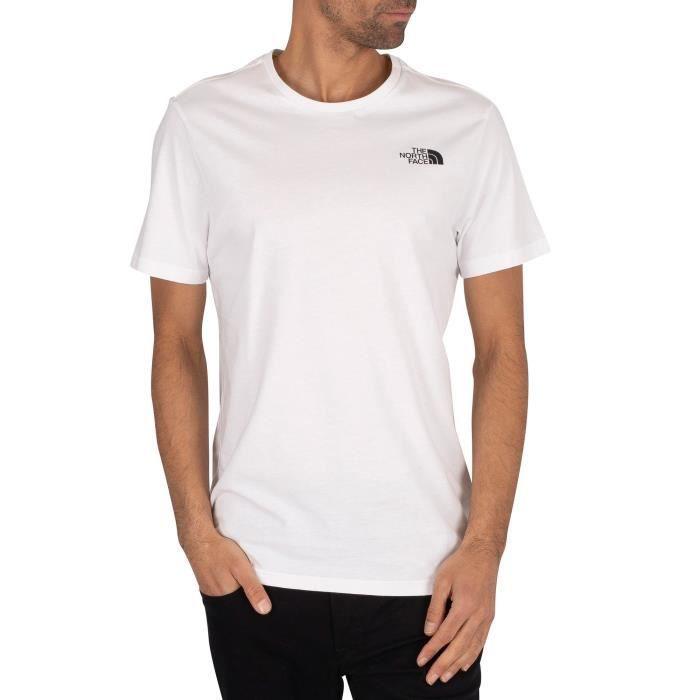 T-SHIRT The North Face Pour des hommes T-shirt graphique,
