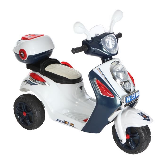 tendances design scooter electrique enfant 3 roues achat vente moto scooter cdiscount. Black Bedroom Furniture Sets. Home Design Ideas