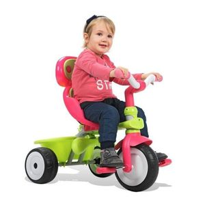 SMOBY Tricycle Baby Driver Confort Fille