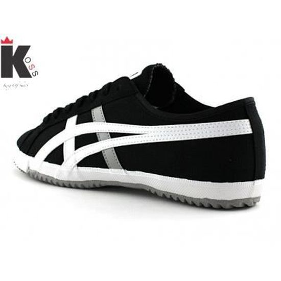 more photos ff7fb 5162e Asics Onitsuka Tiger Retro Glide... Noir Noir - Achat   Vente basket -  Cdiscount