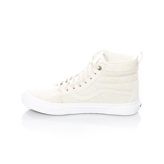 Baskets montantes Vans SK8-Hi MTE - Fleece Lined Cement-Birch