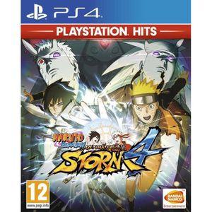 Naruto Storm 4 Jeu PS4