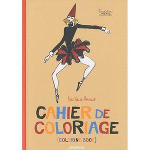 LIVRE JEUX ACTIVITÉS Cahier de coloriage Yves Saint-Laurent de poche