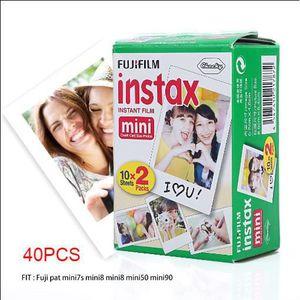 PAPIER PHOTO INSTANTANE FUJIFILM 40 films pour Fuji Instax Mini 8-7s-25-50