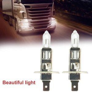 Aerzetix Lot de 10 Ampoules H1 24V 100W /à Effet X/énon pour camion poids lourd