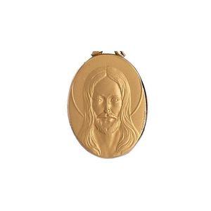 PENDENTIF VENDU SEUL Médaille Or 3 gr Vierge 18 carats