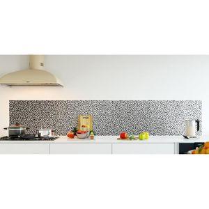 Cr/édences adh/ésives DIMEX LINE Sticker cr/édence Cuisine ET Glace Citron 180 x 60 cm