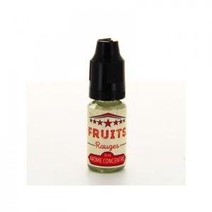 LIQUIDE Fruits Rouges Arome 10ml Vdlv