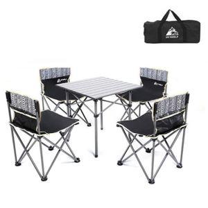 table Ensemble table chaise Ensemble et et table camping Ensemble chaise camping J3uTK1Fcl