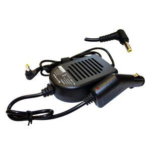 CHARGEUR - ADAPTATEUR  MSI 02-2060-3333 Chargeur Adaptateur CC pour voitu