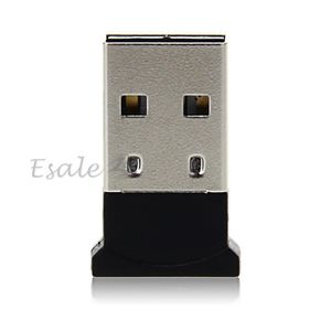 ADAPTATEUR BLUETOOTH Clé USB Adaptateur Bluetooth V2.0 Key Sans Fil Don