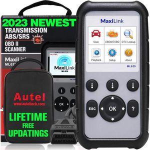 OUTIL DE DIAGNOSTIC Autel MaxiLink ML629 Valise Diagnostic Auto OBD2 S