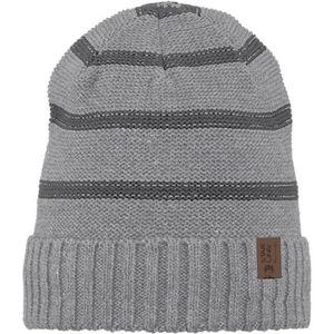 BONNET - CAGOULE STARLING Bonnet hiver - Garçon - Gris